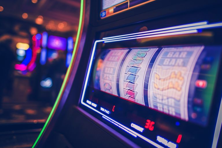 Definition of online slots